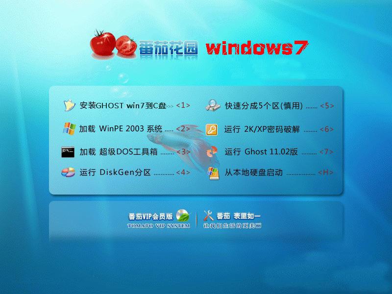 番茄花园Ghost Win10  x86安全增强版(32位)番茄花园v2015.04Win10