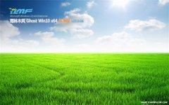 雨林木风Ghost Win10 X64位 全新纯净版v2019年06月(永久激活)